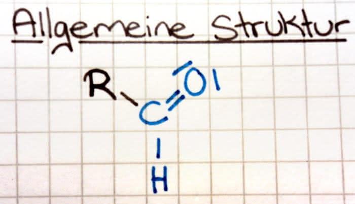 Organische Chemie: Carbonylverbindungen - Aldehyde
